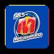 Metropolitana FM - 98,5 - SP by MobRadio