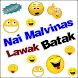 KOLEKSI LAWAK BATAK TOBA (+NAI MALVINAS)