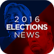 Elections News Trump & Clinton by Az app