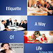 Etiquette : a way of life by Elan Digital Solutions