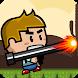 Bazooka Gun Boy by Bright Geeks