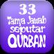 33 Lengkap Tanya Jawab Seputar Qurban by Santri Dev