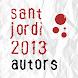 Sant Jordi 2013 - Autors by Yayaki