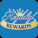 Royalty Rewards Member App by Firepower Marketing Inc.