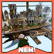 City Afloat Minecraft map by Bopin
