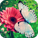 Flowers And Butterflies LWP by FreeWallpaper