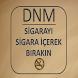 DNM - Sigarayı İçerek Bırakın by MutuTheGrey