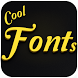 Cool Fonts for Whatsapp & SMS by mTouch Labs