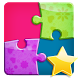 Cute Jigsaw Puzzles for Girls by Cicmilic Soft