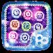 Colorful Diamond GO Theme by Freedom Design