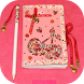 Secret diary with lock by meryapp