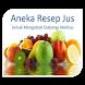 Aneka Jus untuk Diabetes by Wineka Media