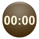 Easy Dual Kitchen Timer by ISEC INC.