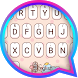 Pink Bunny Theme&Emoji Keyboard by Cool Keyboard Theme Design
