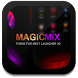 Next Launcher Theme MagicMix by Apk Creative