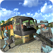 Army Coach Bus Driver 18 - Soldier Transport Duty by Highways Games