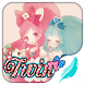 Twin girls for Hitap Keyboard by Emoji theme for hitap keyboard