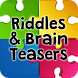 Riddles & Brain Teasers by Internet Design Zone
