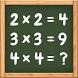Multiplication Tables Learn by Infokombinat