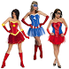 Fancy Dress Women Face Changer by Niche Systems 22