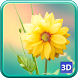 3D Flowers Live Wallpaper by Live Wallpapers 3D