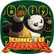 Kung Fu Panda Mountain Keyboard Theme by Cheetah Keyboard Theme
