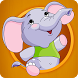 Animals Puzzle and fun games for Kids by Abuzz