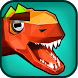Dino Hunting: Cube World 3D by osagg