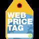 WebPriceTag - Website Worth by WeBrandWeb