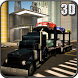 Car Transport Trailer Truck 3D by The Game Space