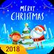 Merry Christmas - Noël 2018 GIF by Appvero