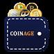 Coinage Wallet by Maxim Vasilkov
