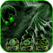 Green Zombie Revenge Theme by Cool Soloto Themes