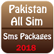 All Network SMS Packages Pakistan