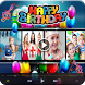 Birthday Photo to Video Maker by Colour Studio Apps