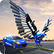 US Police Transform Robot Car Cop Eagle game by Kick Time Studios