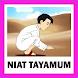 NIAT TAYAMUM