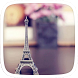 Paris Eiffel Tower Theme by Heartful Theme