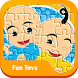 Puzzle Upin Ipin Toys Kids by Funtoyscollectors