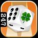 St. Patrick's Day Backgammon by 24/7 Games llc