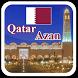 Azan Qatar : Prayer Time Qatar 2017 by Mazoul dev