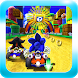 All Stars Super Sonic - Jungle Game by RUNNING GAMES