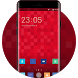 Theme for OnePlus One HD: Chinese Red by Amazed Theme designer