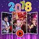 New year Movie Maker 2018 by Kshatriya Developers