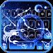 Scorpio Zodiac keyboard Theme by Fantasy Keyboard studio