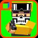 Gun Battle Pixel Field 3D by osagg