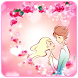 Pink Love Theme Romantic by Theme Dreamer