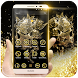Skull Luxury Gold Theme by Theme Designer