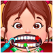 Little Baby Girl Sweet Dentist Kids Game by Miniflip Game Studios