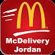 McDelivery Jordan by McDonalds Jordan